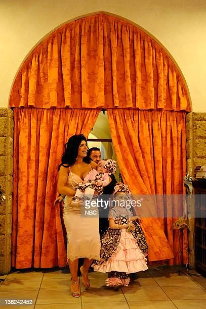 """The Chanels of Venice"""" Episode 214 -- Pictured: Teresa Giudice, Audriana Guidice, Gabrielle Giudice"""