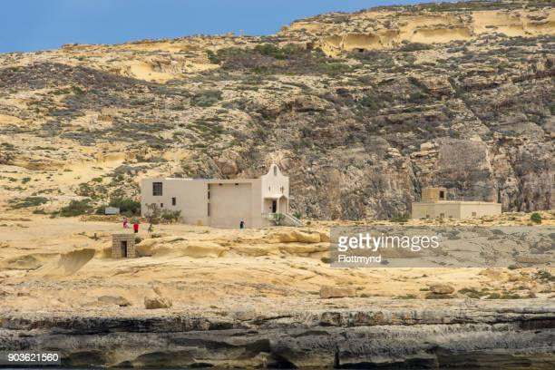 The Chapel of St Anne on the island of Gozo