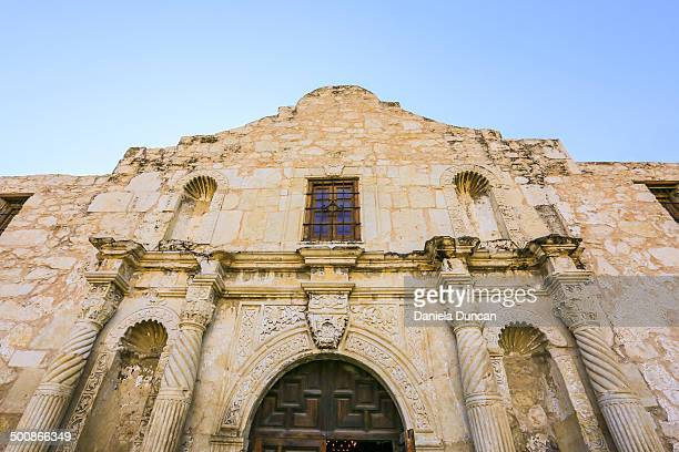 The Chapel of the Alamo Mission