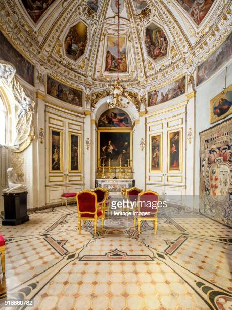 The Chapel of the Relics of the Pitti Palace Found in the collection of Palazzo Pitti Florence