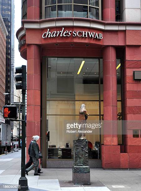 The Charles Schwab office in San Francisco's Financial District The Charles Schwab Corporation is an American brokerage and banking company based in...