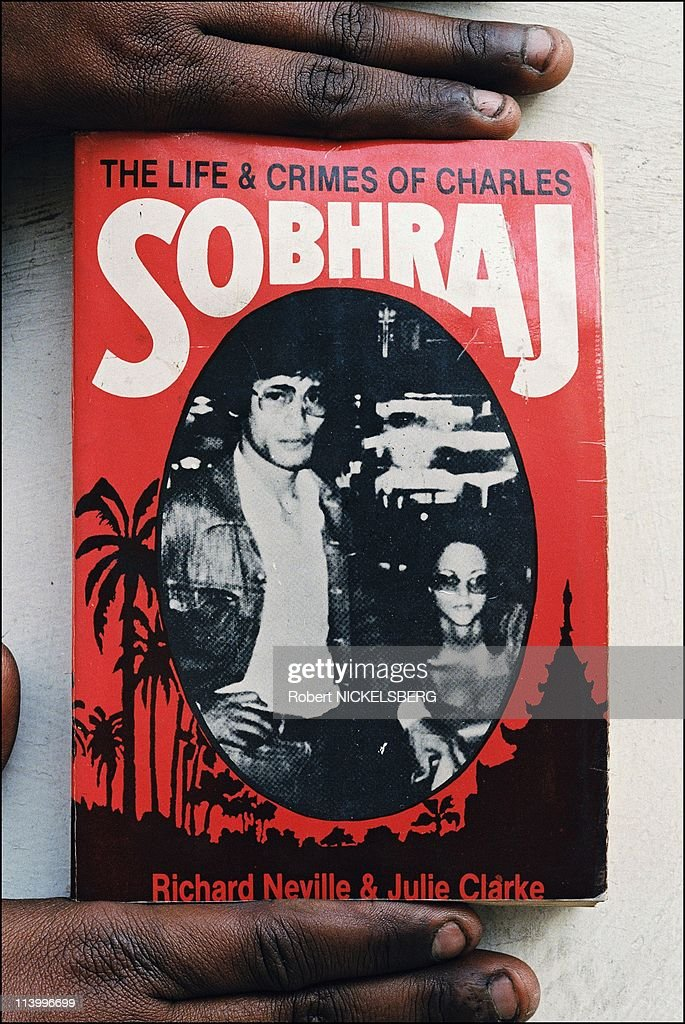 The Charles Sobhraj affair In India In February, 1997- : News Photo
