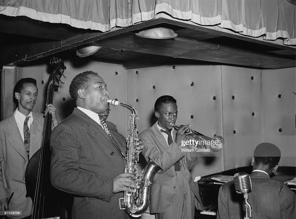 Charlie Parker Quintet : News Photo