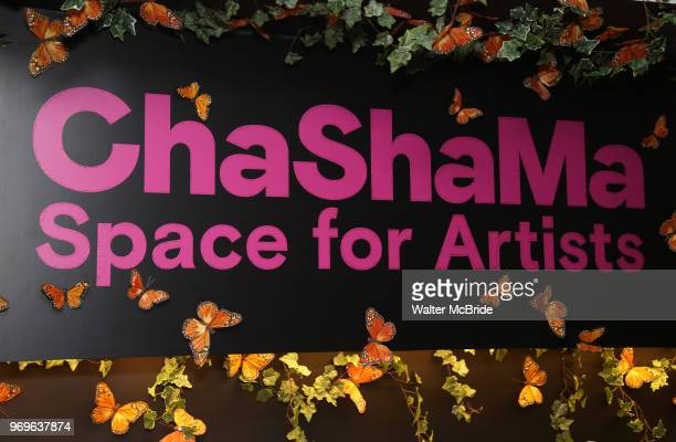 The Chashama Gala at 4 Times Square on June 7 2018 in New York City