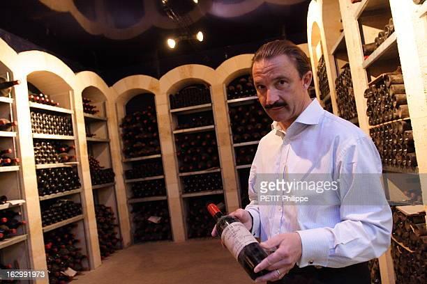The Count of Canon La Gaffeliere | JJ Buckley Fine Wines