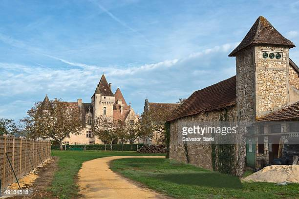 The Chateau des Milandes is a small castle in the commune of Castelnaud-la-Chapelle in the Dordogne departement of France. Built around 1489, it was...