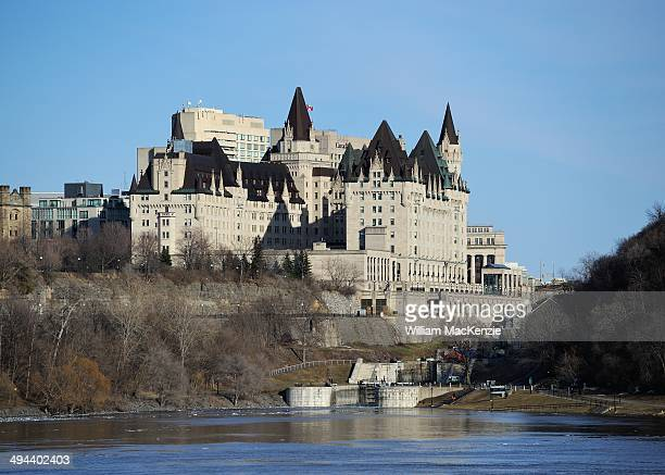 CONTENT] The Chateau Laurier a landmark building in Ottawa Canada