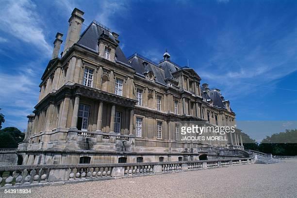 The Chateau of MaisonLaffitte | Location MaisonLaffitte France