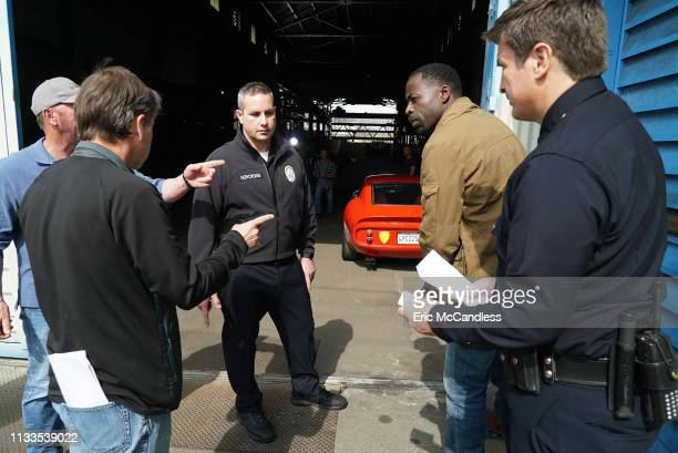THE ROOKIE The Checklist Sergeant Gray informs the rookies that they must track down a specific set of crimes in a 48hour period in order to qualify...