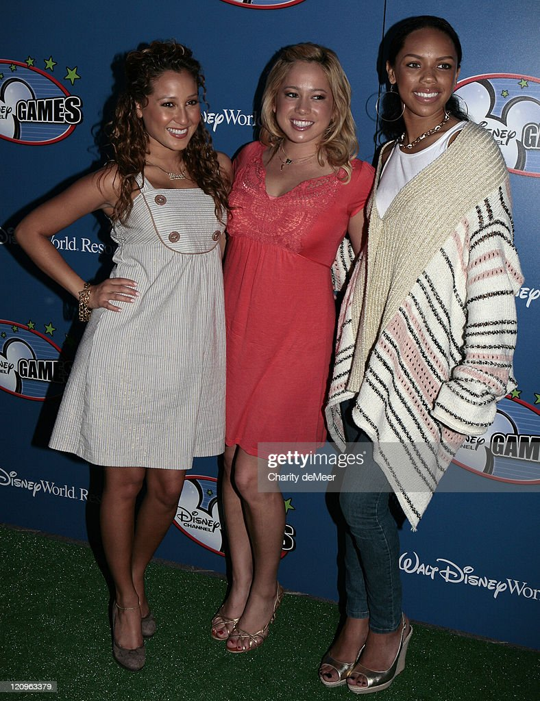 Disney channel all star party 2007 photos and images getty images the cheetah girls during disney channel all star party 2007 in orlando florida united publicscrutiny Image collections