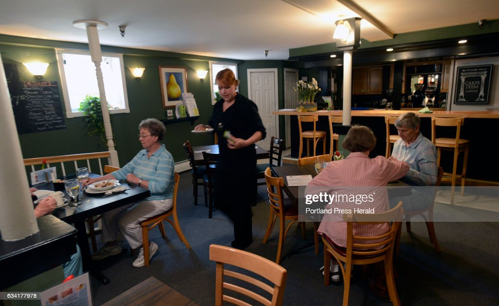 The Chef The Gardener In Saco Monday June 15 2015 News Photo