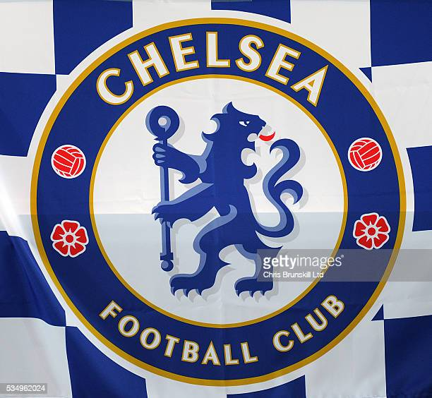 The Chelsea FC club crest
