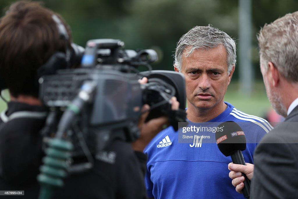 Official Premier League Season Launch Media Event : News Photo