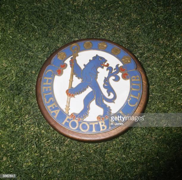 The Chelsea Football Club badge