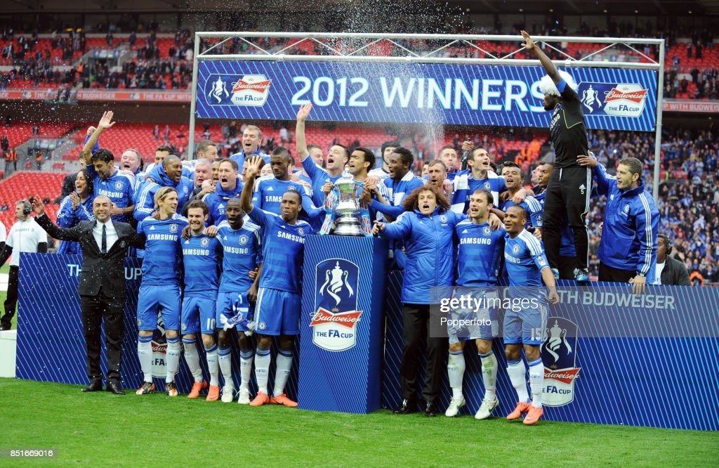 Liverpool v Chelsea - FA Cup Final : News Photo