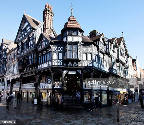 The Chester Shopping Rows