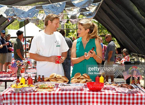 THE CHEW The CHEW Ultimate BBQ Cookout Countdown is a primetime special airing on Saturday May 25 2013 on the Walt Disney Television via Getty Images...