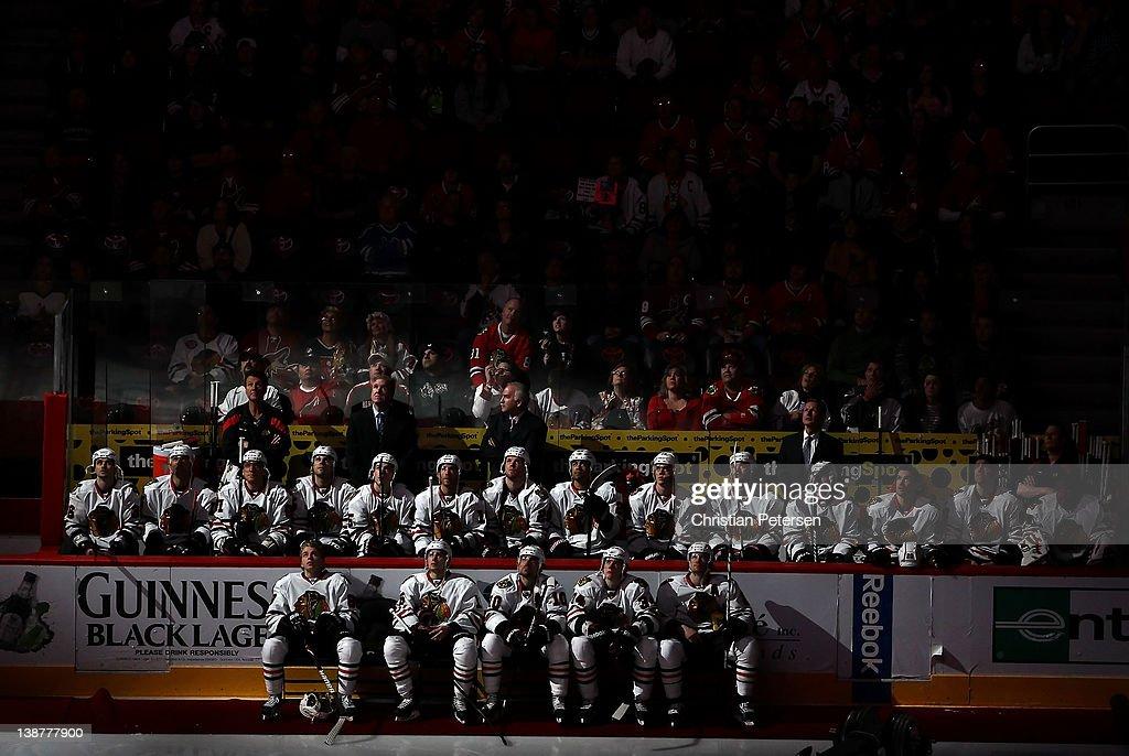 Chicago Blackhawks v Phoenix Coyotes
