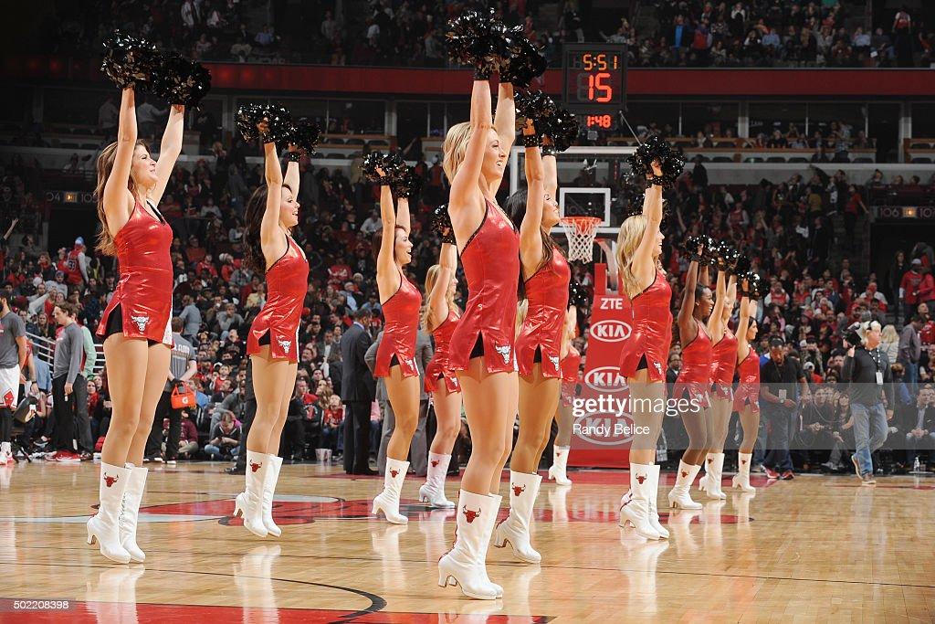 Brooklyn Nets v Chicago Bulls : News Photo