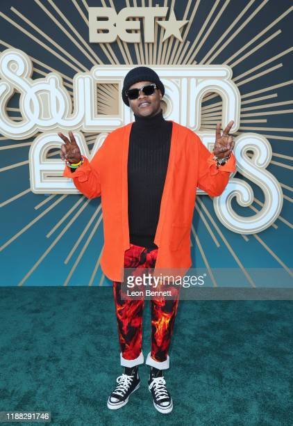 The Chicago Kid attends the 2019 Soul Train Awards presented by BET at the Orleans Arena on November 17 2019 in Las Vegas Nevada