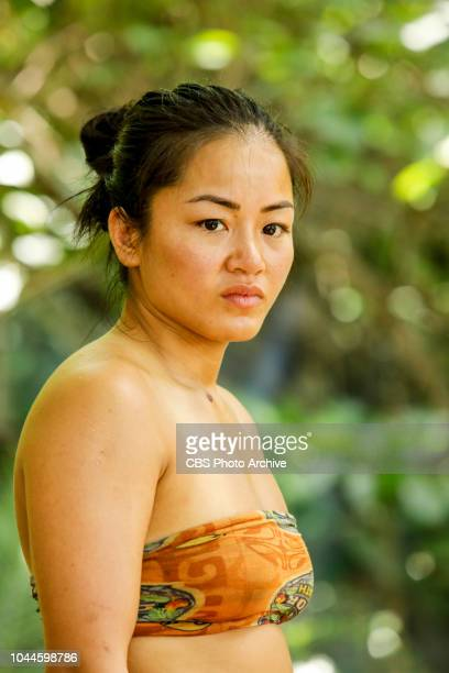 The Chicken Has Flown the Coop Bi Nguyen on the second episode of SURVIVOR David vs Goliath airing Wednesday Oct 3 on the CBS Television Network