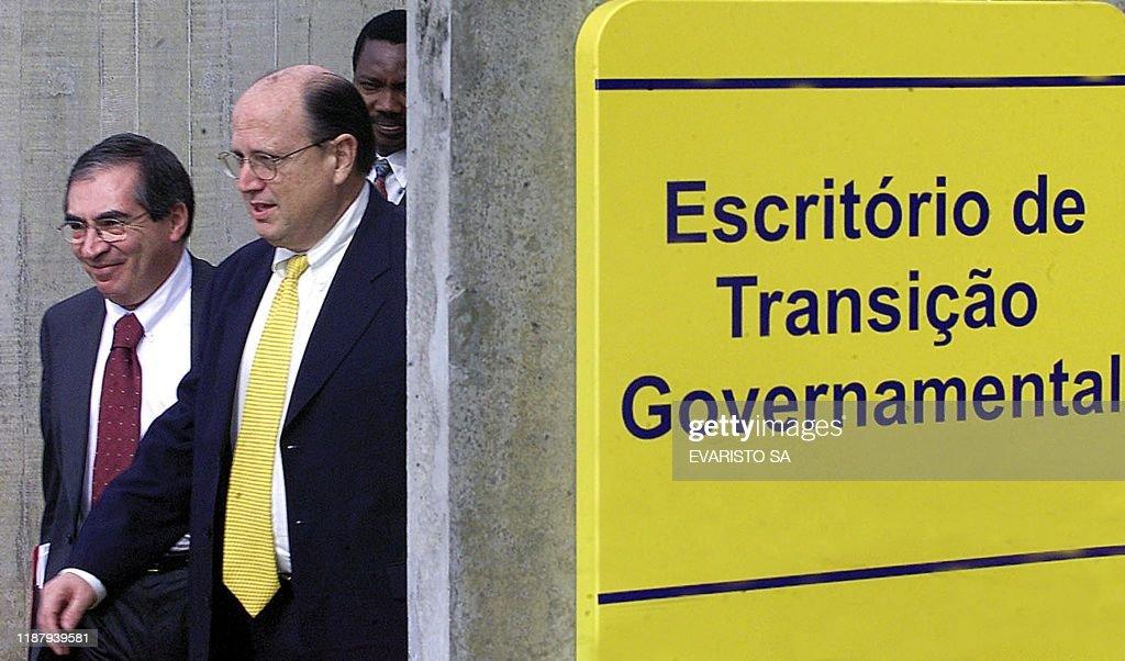 BRAZIL-IMF-TRANSITION : ニュース写真