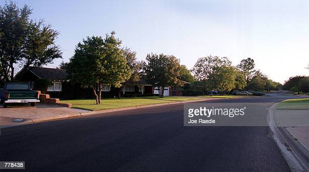 The childhood home of George W Bush in Midland Texas sits on a wellmanicured and treelined block September 4 2000 The presidential candidate often...