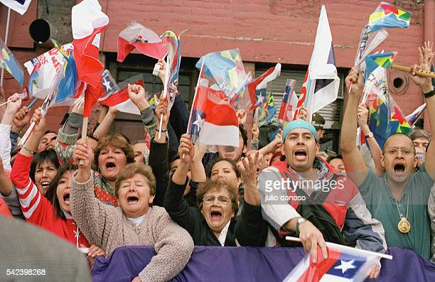 The Chileans want their new President to put Pinochet on trial