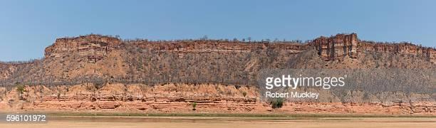 The Chilojo Cliffs in the Dry Season
