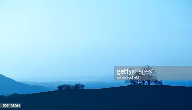 The Chiltern Hills In Buckinghamshire