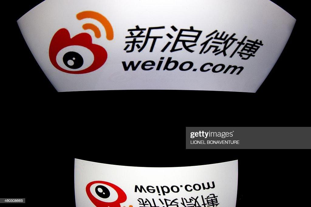 FRANCE-INTERNET-CHINA-WEIBO : News Photo