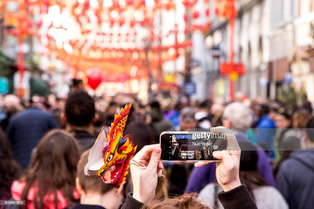 London Welcomes The Year of The Dog
