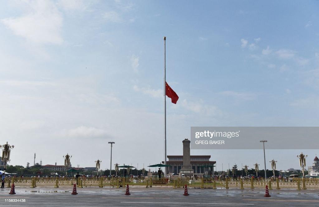CHINA-POLITICS-LI : News Photo