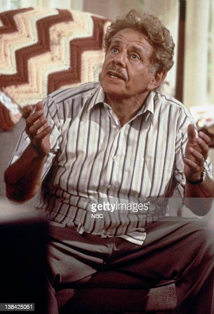 SEINFELD The Chinese Woman Episode 4 Aired 10/13/94 Pictured Jerry Stiller as Frank Costanza