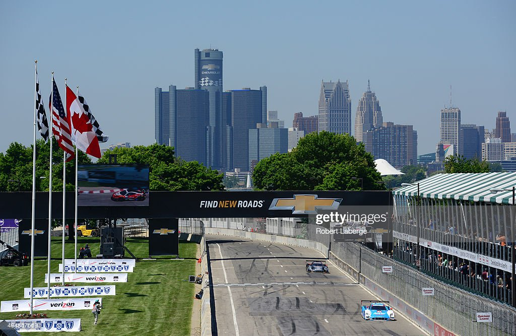 Chevrolet Sports Car Classic : News Photo