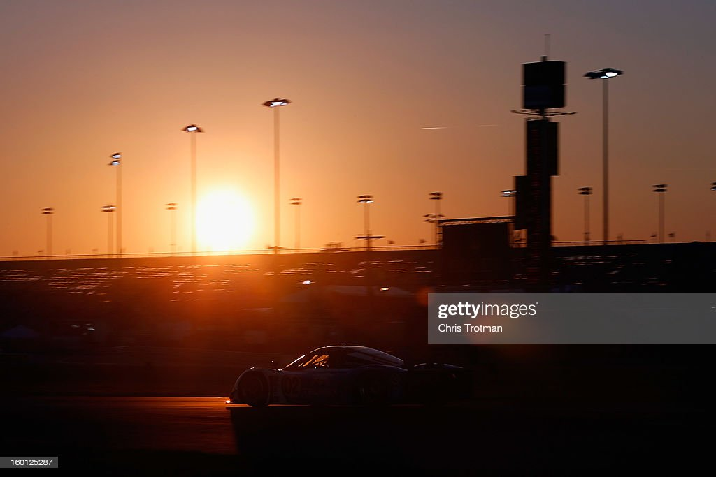 2013 Rolex 24 At Daytona : News Photo