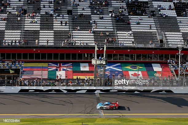 The Chip Ganassi Racing with Felix Sabates TELMEX/Target Ford BMW Riley driven by Scott Pruett, Memo Rojas, Juan Pablo Montoya, Charlie Kimball and...