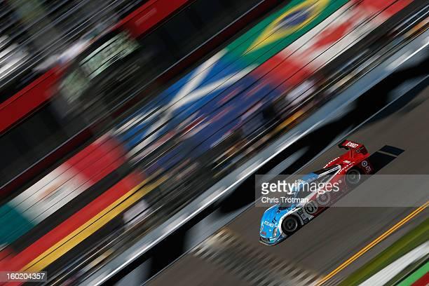 The Chip Ganassi Racing with Felix Sabates TELMEX/Target Ford BMW Riley driven by Scott Pruett, Memo Rojas, Juan Pablo Montoya and Charlie Kimball,...