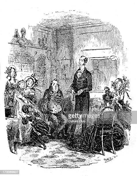The Christening PartyDombey Son by Charles Dickens Also known as Dealings with the Firm of Dombey and Son Wholesale Retail and for...