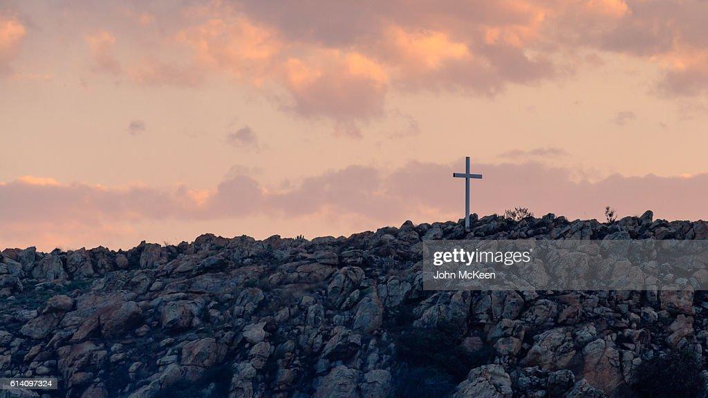 The Christian Symbol : Stock Photo