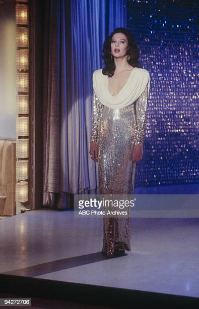 "The Christmas Cruise"" which aired on December 25, 1986. JENNIFER CARON HALL"