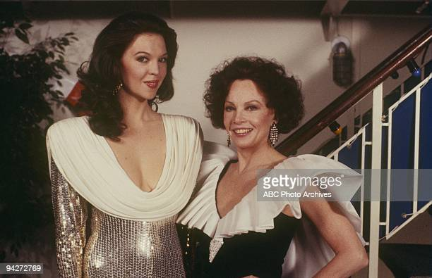 "The Christmas Cruise"" which aired on December 25, 1986. JENNIFER CARON HALL;LESLIE CARON"