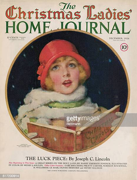 The Christmas Ladies Home Journal December 1926 10 Cents By Subscription $100 In the United States and Canada The Luck Piece By Joseph C Lincoln Also...