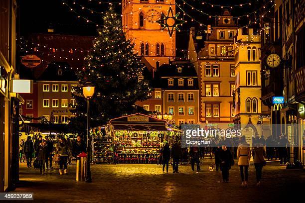 Der Weihnachtsmarkt in Trier