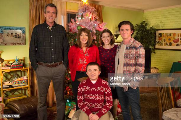 THE MIDDLE 'The Christmas Miracle' It's Christmastime and Frankie and Sue are devastated after Axl informs them that he's not going to church this...