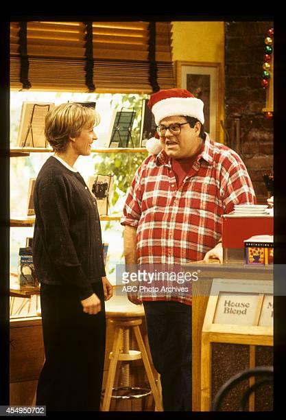 ELLEN The Christmas Show Airdate December 14 1994 HIGGINS