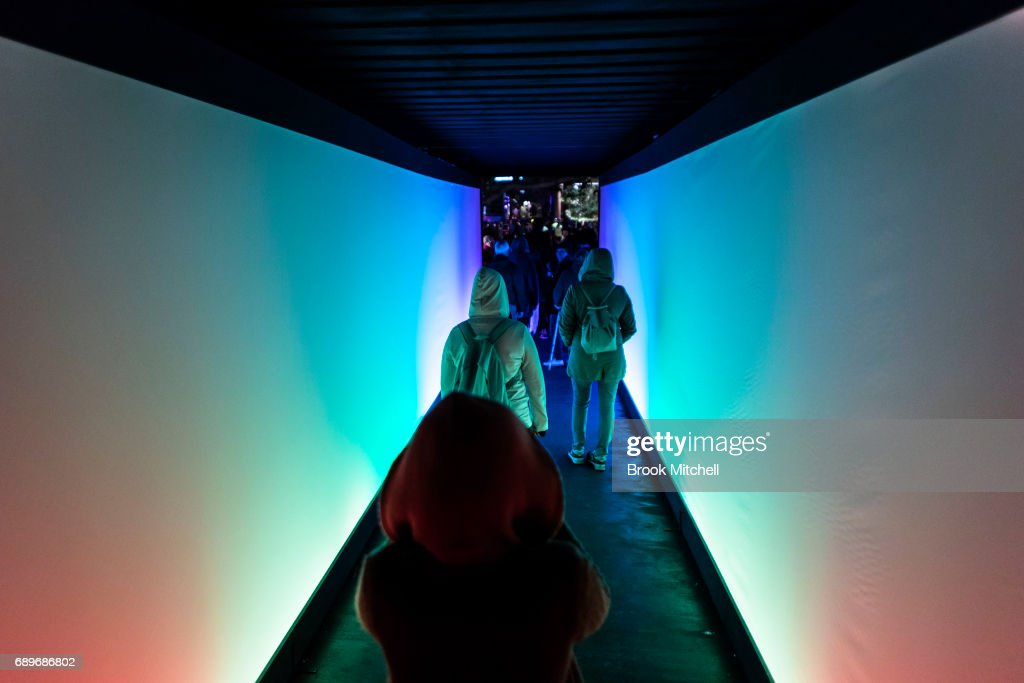 Vivid Sydney Light Festival 2017 : News Photo