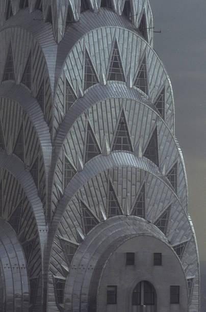 The Chrysler Building.,