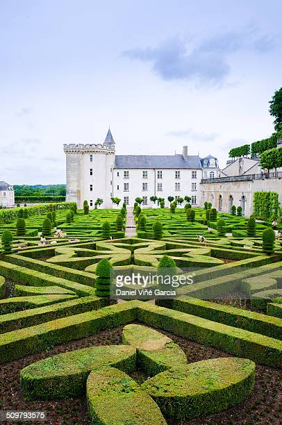 The Château de Villandry is a castle-palace located in Villandry, in the département of Indre-et-Loire,France.