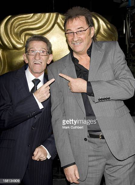 The Chuckle Brothers Arrives At The British Academy Children'S Awards 2008 Held At The Park Lane Hilton Hotel London
